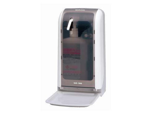ノータッチ薬剤供給装置GUD-1000