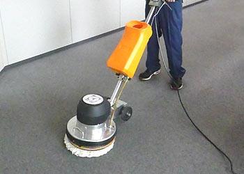プロのお掃除サービス、床、フロア清掃「カーペットクリーニング、ウェットコース」