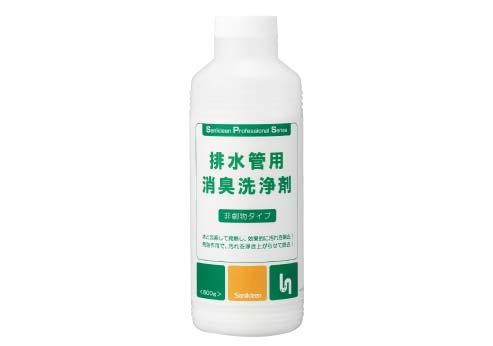 排水管用消臭洗浄剤