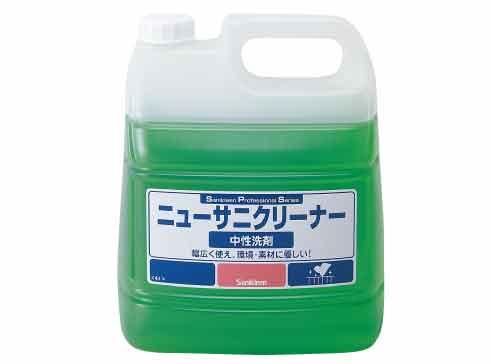 ニューサニクリーナー 中性洗剤