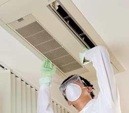 エアコンの洗浄商品とサービス