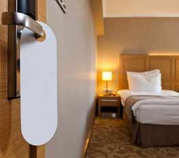 ホテルや旅館向けの商品とサービス
