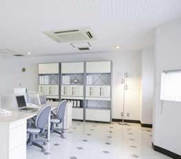 室内、空間向けの商品とサービス