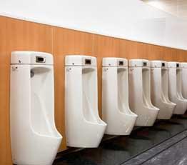 トイレ向けの商品とサービス