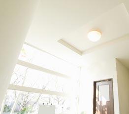 壁や天井向けの商品とサービス