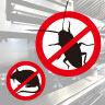 プロのお掃除サービス、害虫駆除サービス