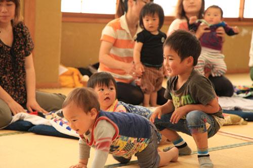 東日本大震災被災地NPOピースジャムの活動写真