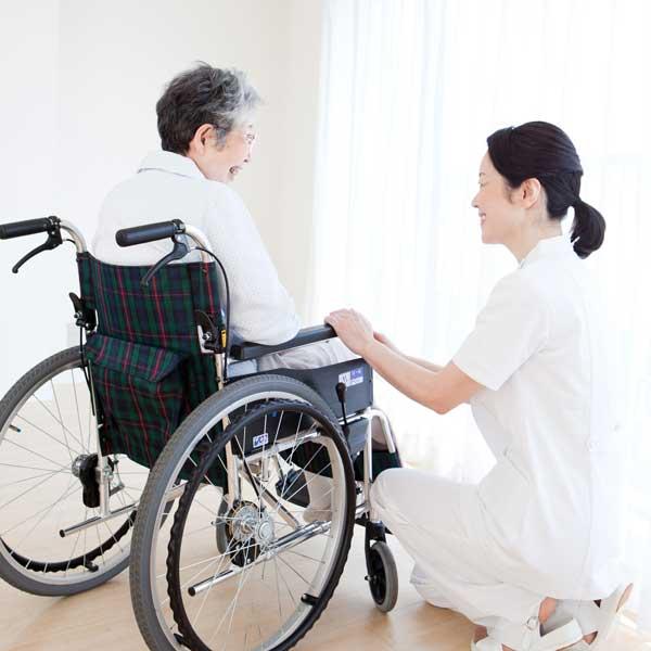 介護施設の写真