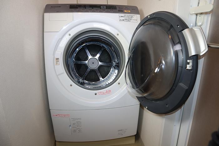 ドラム式洗濯