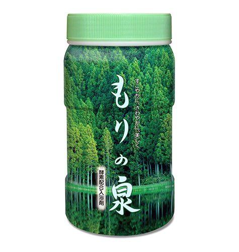 入浴剤「もりの泉」