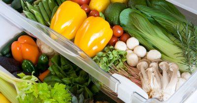 冷蔵庫内のお掃除と消毒方法