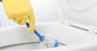 トイレがアンモニア臭いときにチェックするべき場所