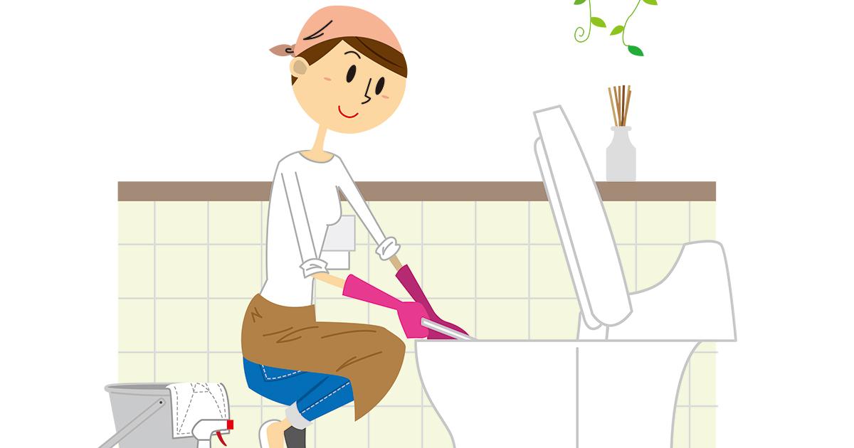 顧客満足度97%!おそうじマイスターのトイレ清掃は、ほかとは違う!