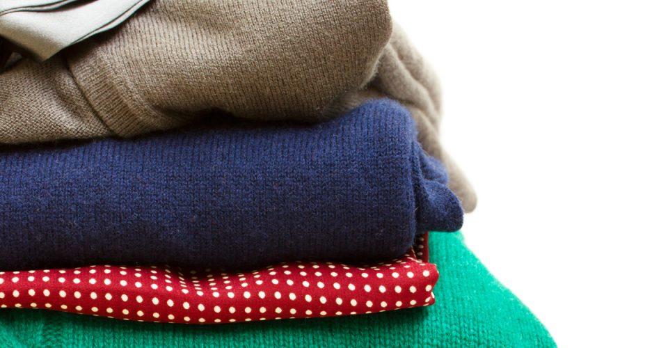 衣装ケースの洋服にダニや臭いをつけない保管方法
