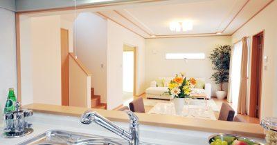 重曹でキッチンの壁や床の油汚れを落とす方法