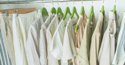 梅雨は注意!クローゼットにある洋服のカビ対策をしよう
