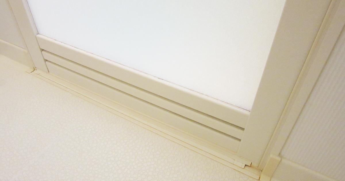 浴室のゴムパッキンに生えたカビの落とし方と毎日のかんたん予防法