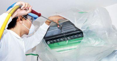 エアコン清掃の注文方法.1「電話で注文するポイント」