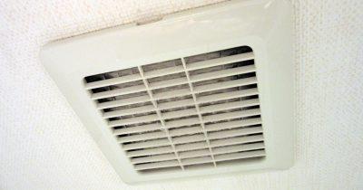 24時間換気「排気口」のお掃除方法
