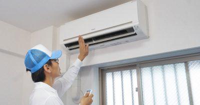 エアコン清掃の注文方法.2「家に来て、清掃前にプロが確認すること」