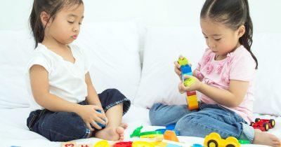 小さなお子さんもできる「おもちゃをサッと片付ける方法」