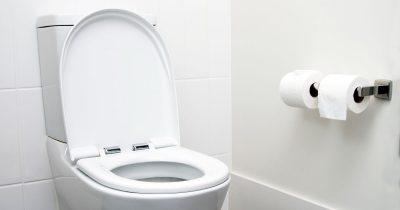 トイレにフタをしてノロウイルスの感染を防ごう