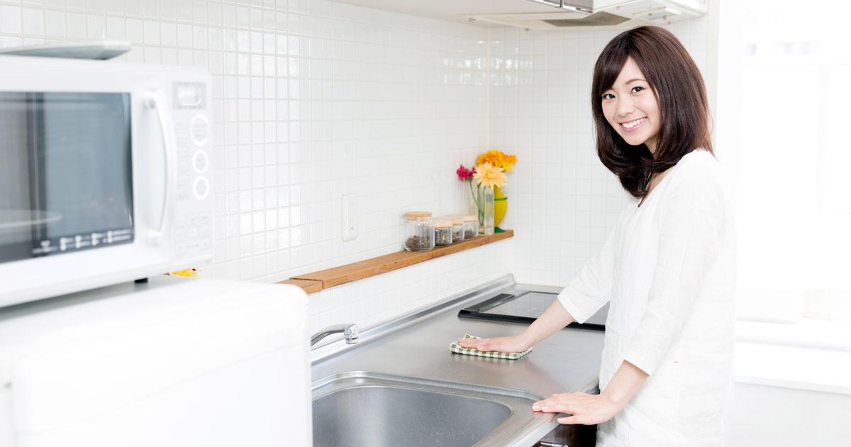 汚れが落ちる洗剤の買い方。これさえ知っておけば洗剤選びに迷わない