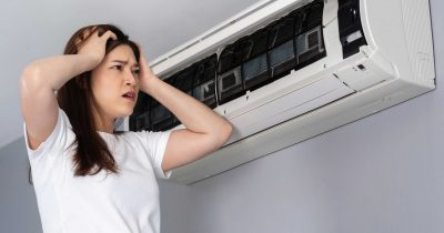 エアコンが故障!?エアコンが効かない原因と対処法